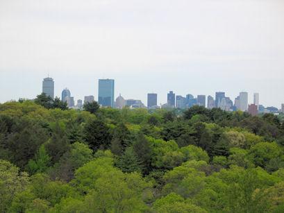 MA - Boston - Peters Hill