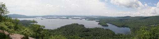 NH - Holderness - West Rattlesnake Mountain
