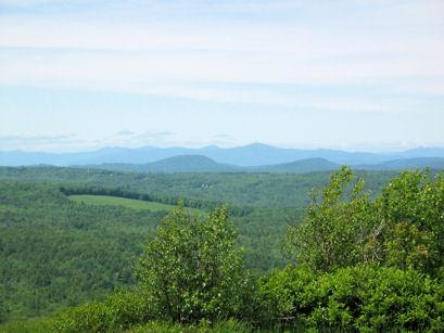 NH - Strafford - Blue Job Mountain